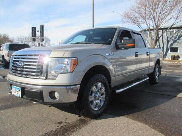 2010 Ford F-150 for sale at SCHULTZ MOTORS in Fairmont MN