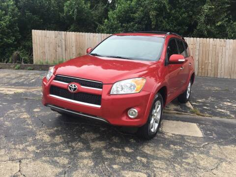 2011 Toyota RAV4 for sale at Beach Cars in Fort Walton Beach FL