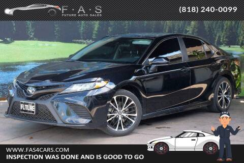 2019 Toyota Camry for sale at Best Car Buy in Glendale CA