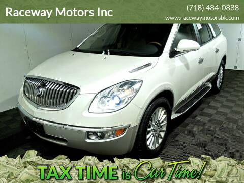 2012 Buick Enclave for sale at Raceway Motors Inc in Brooklyn NY