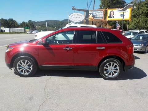 2013 Ford Edge for sale at EAST MAIN AUTO SALES in Sylva NC