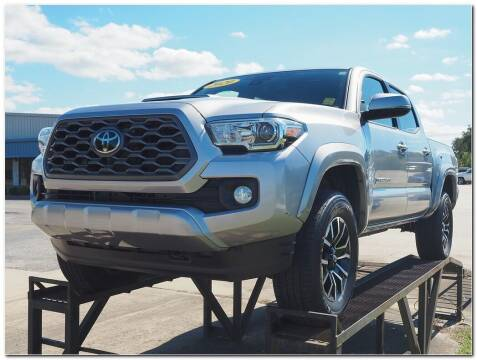 2020 Toyota Tacoma for sale at STRICKLAND AUTO GROUP INC in Ahoskie NC