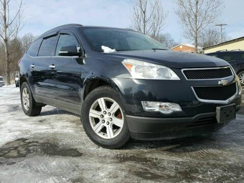 2010 Chevrolet Traverse for sale at GLOVECARS.COM LLC in Johnstown NY