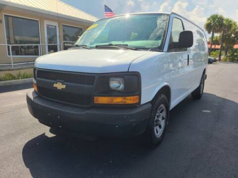 2013 Chevrolet Express Cargo for sale at BC Motors PSL in West Palm Beach FL