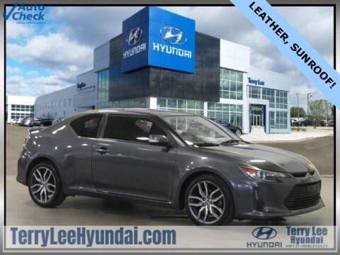 2014 Scion tC for sale at Terry Lee Hyundai in Noblesville IN