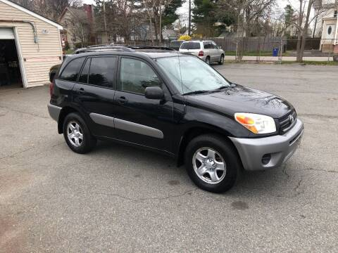 2005 Toyota RAV4 for sale at HZ Motors LLC in Saugus MA
