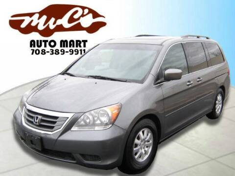2009 Honda Odyssey for sale at Mr.C's AutoMart in Midlothian IL
