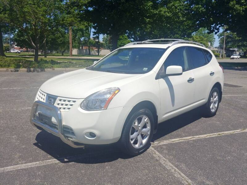 2010 Nissan Rogue for sale at Viking Auto Group in Bethpage NY
