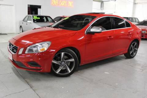 2012 Volvo S60 for sale at R n B Cars Inc. in Denver CO