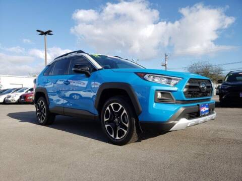 2019 Toyota RAV4 for sale at All Star Mitsubishi in Corpus Christi TX