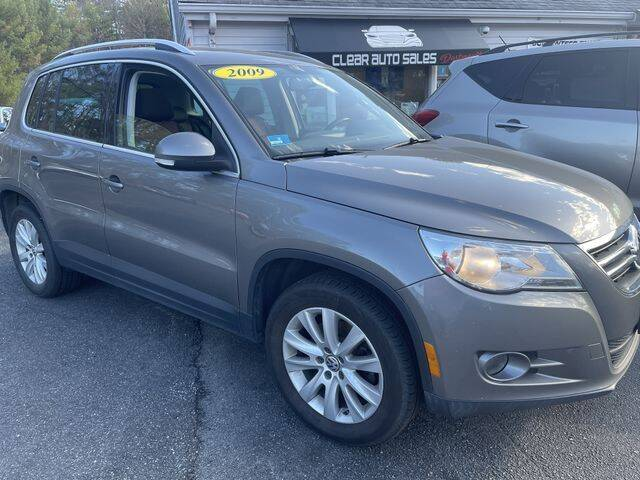 2009 Volkswagen Tiguan for sale at Clear Auto Sales 2 in Dartmouth MA