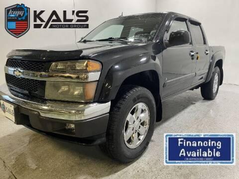 2009 Chevrolet Colorado for sale at Kal's Kars - TRUCKS in Wadena MN