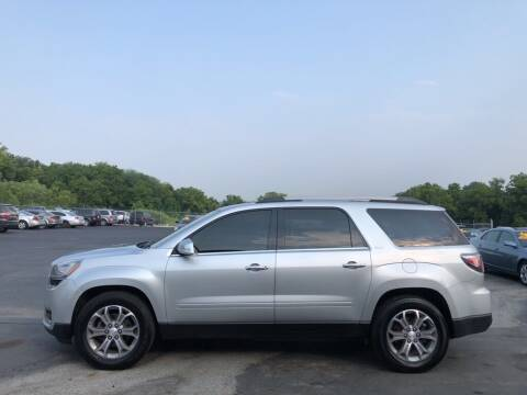 2014 GMC Acadia for sale at CARS PLUS CREDIT in Independence MO