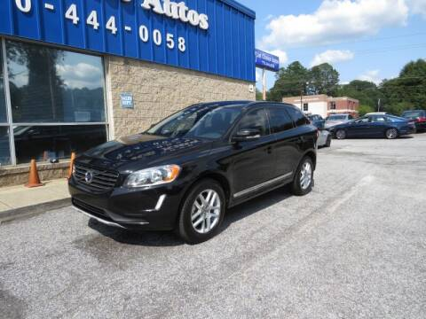 2017 Volvo XC60 for sale at 1st Choice Autos in Smyrna GA
