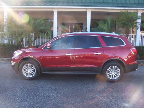 2012 Buick Enclave for sale at Thomas Auto Mart Inc in Dade City FL
