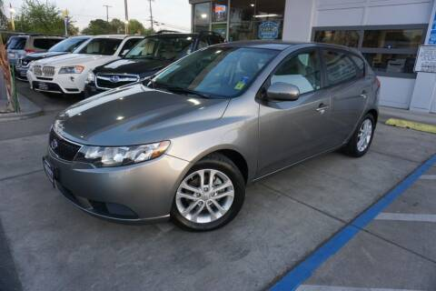 2012 Kia Forte5 for sale at Industry Motors in Sacramento CA