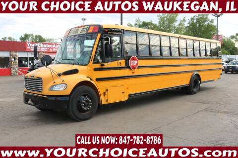 2011 Freightliner B2 Chassis for sale at Your Choice Autos - Waukegan in Waukegan IL