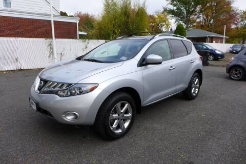 2010 Nissan Murano for sale at FBN Auto Sales & Service in Highland Park NJ