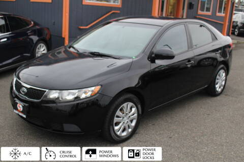 2012 Kia Forte for sale at Sabeti Motors in Tacoma WA