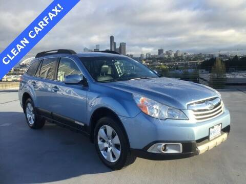 2012 Subaru Outback for sale at Toyota of Seattle in Seattle WA