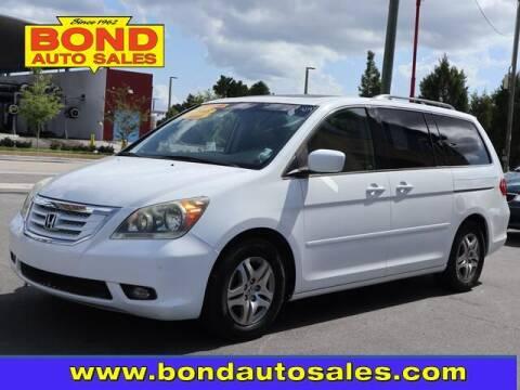 2008 Honda Odyssey for sale at Bond Auto Sales in Saint Petersburg FL