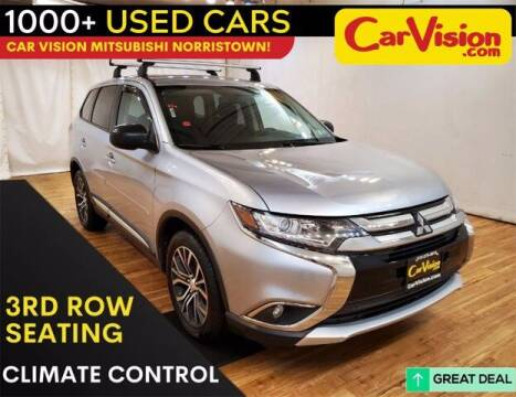 2016 Mitsubishi Outlander for sale at Car Vision Buying Center in Norristown PA