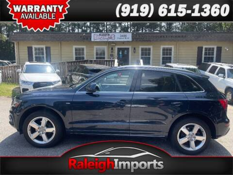 2012 Audi Q5 for sale at Raleigh Imports in Raleigh NC