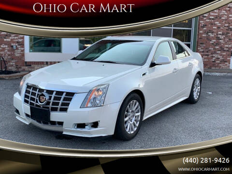 2012 Cadillac CTS for sale at Ohio Car Mart in Elyria OH