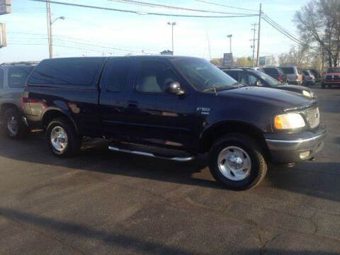 1999 Ford F-150 for sale at All State Auto Sales, INC in Kentwood MI