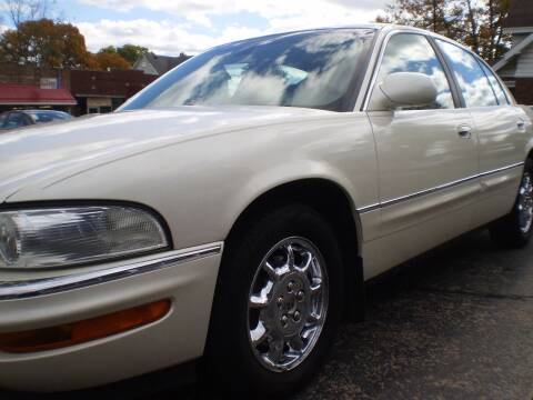 2003 Buick Park Avenue for sale at DTH FINANCE LLC in Toledo OH