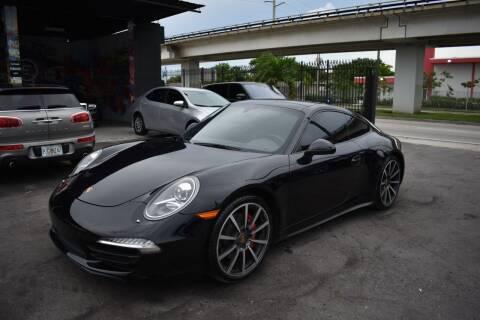 2015 Porsche 911 for sale at STS Automotive - Miami, FL in Miami FL