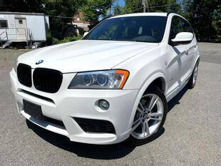 2013 BMW X3 for sale at Rockland Automall - Rockland Motors in West Nyack NY