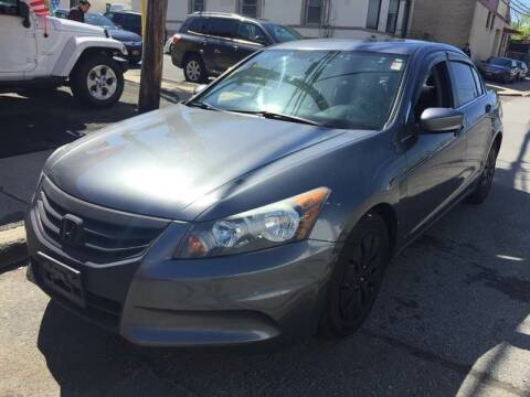 2012 Honda Accord for sale at Drive Deleon in Yonkers NY