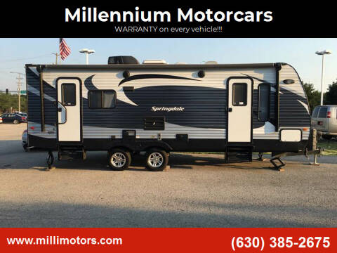 2015 Keystone Springdale for sale at Millennium Motorcars in Yorkville IL