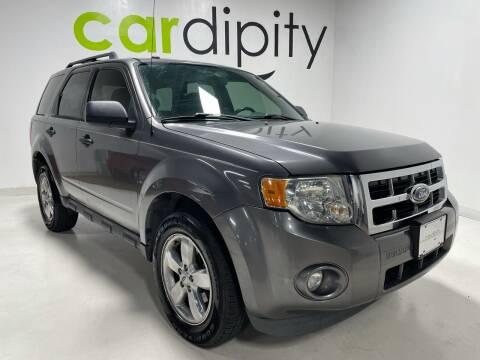 2009 Ford Escape for sale at Cardipity in Dallas TX