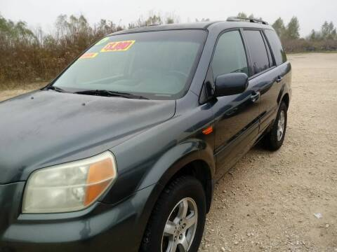 2006 Honda Pilot for sale at Finish Line Auto LLC in Luling LA