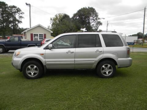 2007 Honda Pilot for sale at SeaCrest Sales, LLC in Elizabeth City NC