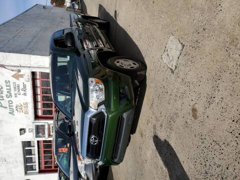 2012 Toyota Tacoma for sale at PARK AUTO SALES in Roselle NJ