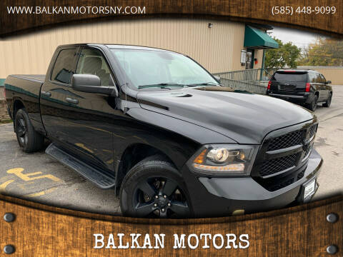 2014 RAM Ram Pickup 1500 for sale at BALKAN MOTORS in East Rochester NY