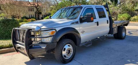 2015 Ford F-350 Super Duty for sale at Motorcars Group Management - Bud Johnson Motor Co in San Antonio TX