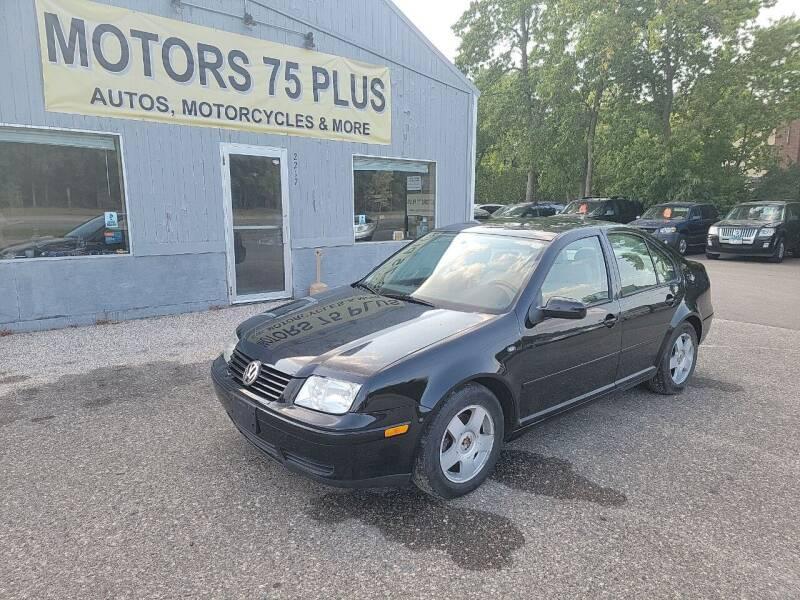 1999 Volkswagen Jetta for sale at Motors 75 Plus in Saint Cloud MN