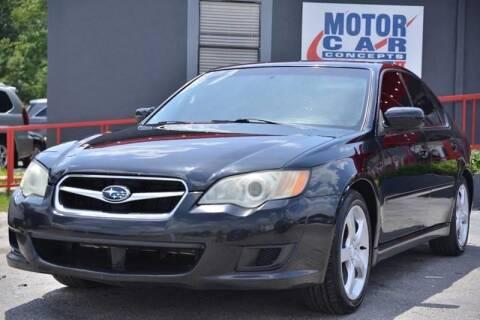 2009 Subaru Legacy for sale at Motor Car Concepts II - Kirkman Location in Orlando FL