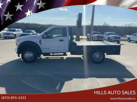 2017 Ford F-450 Super Duty for sale at Hills Auto Sales in Salem AR