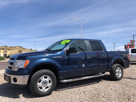2013 Ford F-150 for sale at 1st Quality Motors LLC in Gallup NM