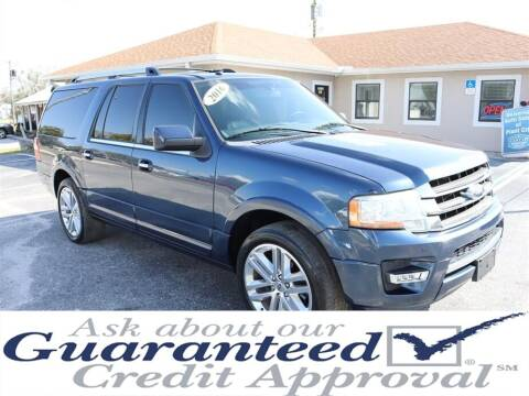 2016 Ford Expedition EL for sale at Universal Auto Sales in Plant City FL