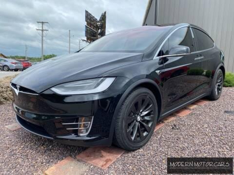 2016 Tesla Model X for sale at Modern Motorcars in Nixa MO