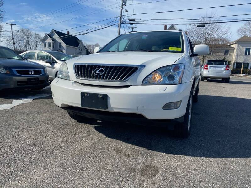 2008 Lexus RX 350 for sale at Auto Gallery in Taunton MA
