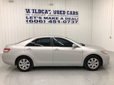 2011 Toyota Camry for sale at Wildcat Used Cars in Somerset KY