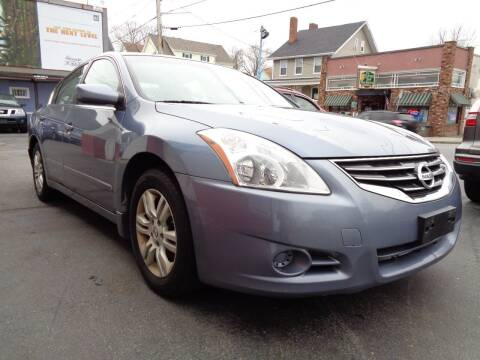 2012 Nissan Altima for sale at Best Choice Auto Sales Inc in New Bedford MA