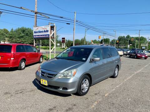 2005 Honda Odyssey for sale at New Wave Auto of Vineland in Vineland NJ